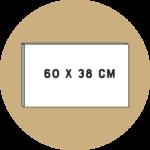60 x 38 cm