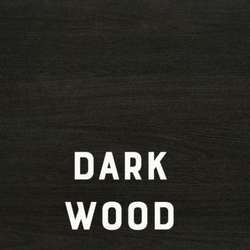 dark wood doorie