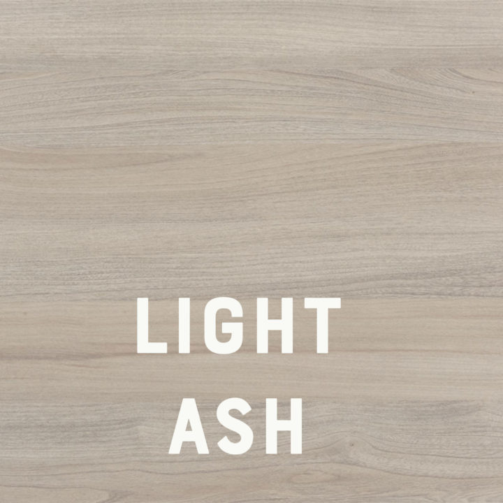 Light ash