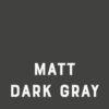 Matt dark gray