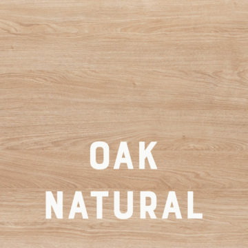 oak natural doorie