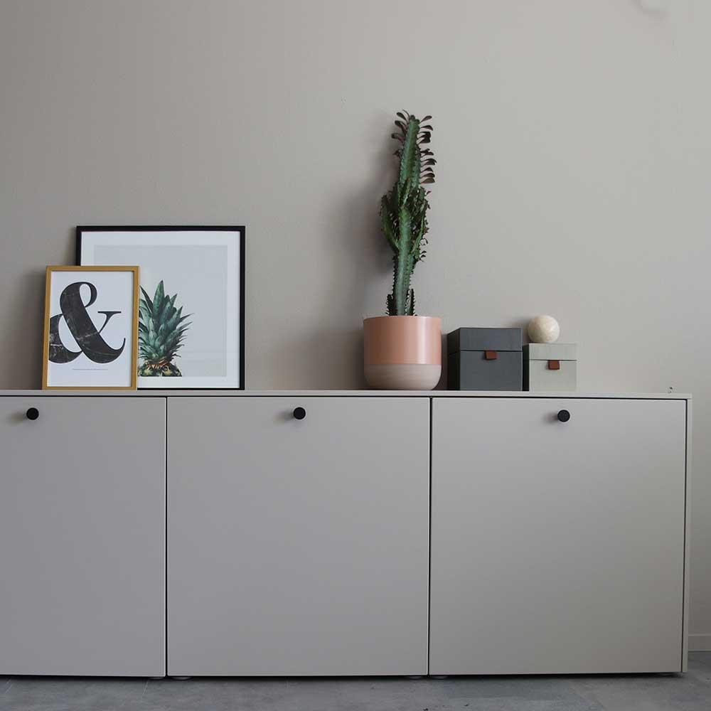 Kustomoitavat hyllyt IKEAn runkoihin