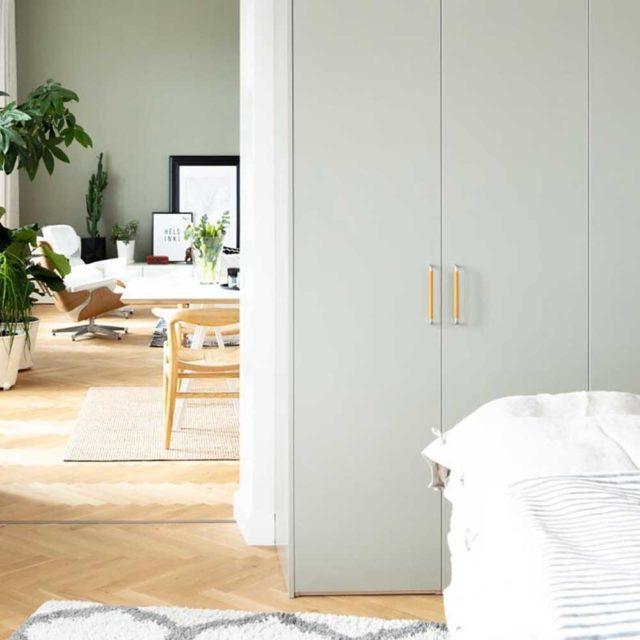 Laadukkaat ovet IKEAn Pax kaappeihin